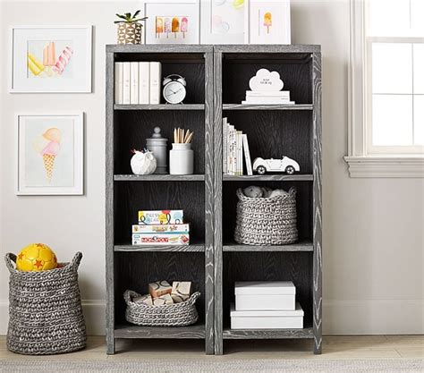 Bookcase Tower by Bookshelf Tower Pottery Barn