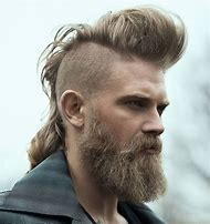 Mohawk Hairstyle Men Long Hair