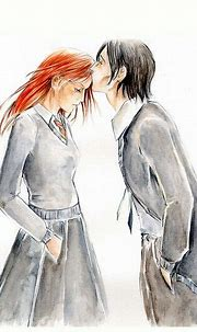 Pin by Whirligig on Always - Severus and Lily   Snape and ...