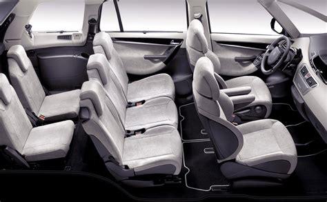 citroen  picasso interior car body design