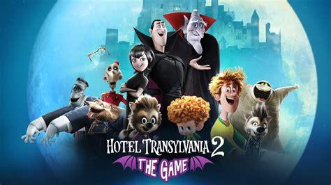 characters hotel transylvania 2