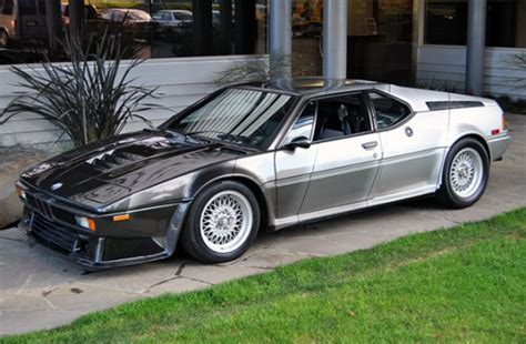 M1 For Sale Bmw by 1979 Bmw M1 Ahg German Cars For Sale