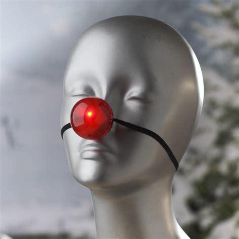 blinking reindeer nose holiday craft supplies