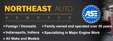 northeast auto service