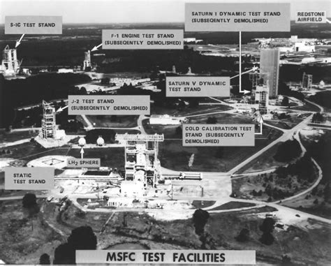 First Marshall Space Flight Center - Pics about space