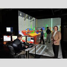 Iowa State's Metal Lab Develops Multiple Ways To Experience Virtual Reality  Telepresence Options