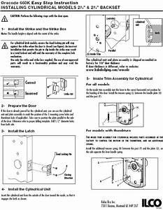 Installation Instructions 660