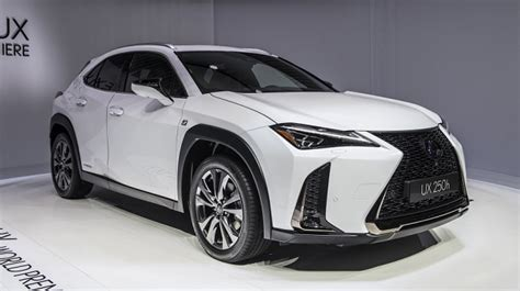 lexus ux crossover price interior release date