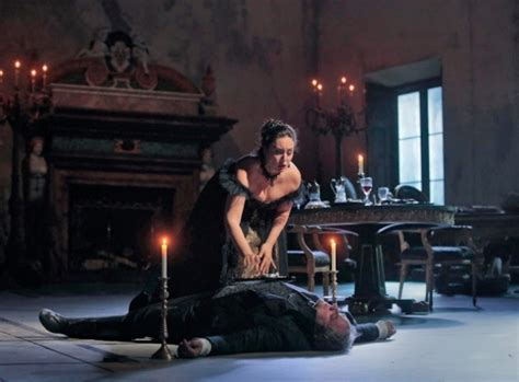 Metropolitan Opera's New Tosca  Berkshire Fine Arts