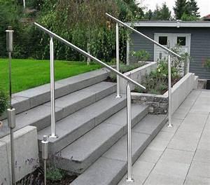 Geländer Treppe Aussen : treppengel nder edelstahl turin v2a handlauf balkongel nder gel nder treppe ebay ~ A.2002-acura-tl-radio.info Haus und Dekorationen