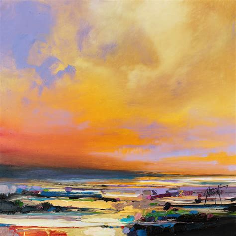 diminuendo sky study  canvas wall art  scott naismith