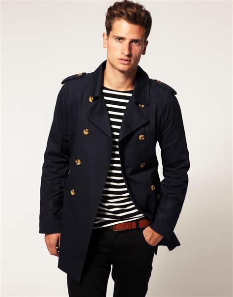 Trench en coton noir.détails : Manteau trench homme,le mien est en coton
