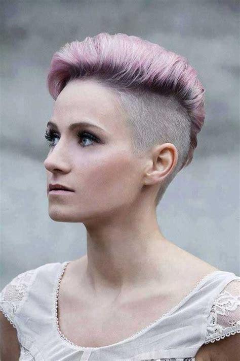 15 best short punk haircuts short hairstyles haircuts