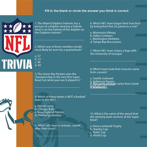 images  printable nfl trivia questions