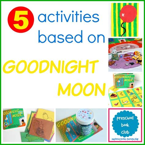 goodnight moon inspired activities homegrown friends 659 | 5 goodnight moon text