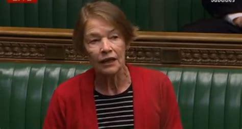 Oscar-Winner MP Glenda Jackson Rips Thatcher in Parliament ...