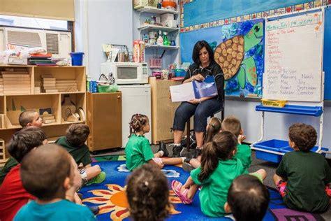 preschool teachers     college graduates