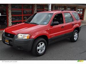 2002 Ford Escape - Information And Photos