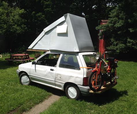 Roof Top Car Camper