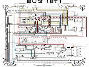 1970 Vw Beetle Tail Light Wiring Diagram