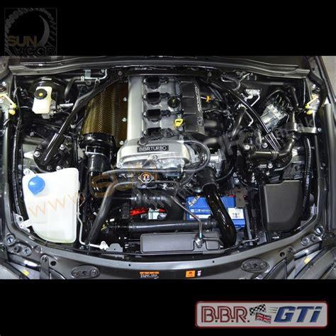 Nd Miata Turbo Kit by 2016 Miata Nd Bbr Gti Stage 1 Turbo Package Sun Vigor