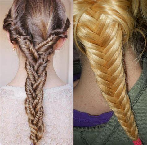fishbone braid hairstyles ideas to try hairdrome com