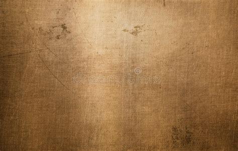 Bronze Or Copper Metal Texture Stock Image