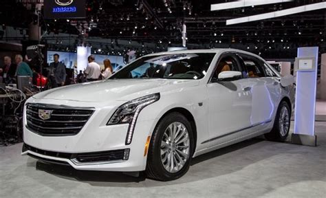 2018 Cadillac Ct6 V8, Release Date, Changes  2018 2019