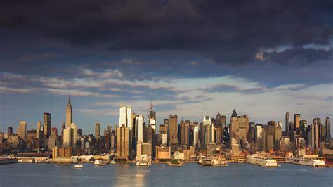 Permalink to Wallpaper Of New York City Skyline