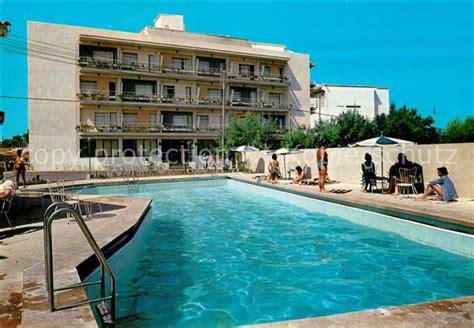 ak ansichtskarte ciudad jardin hotel bon estar ciudad