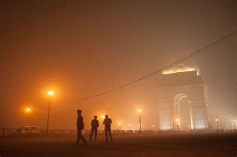 Beijing, Delhi's Toxic Smog Rears Its Deadly Head Once More