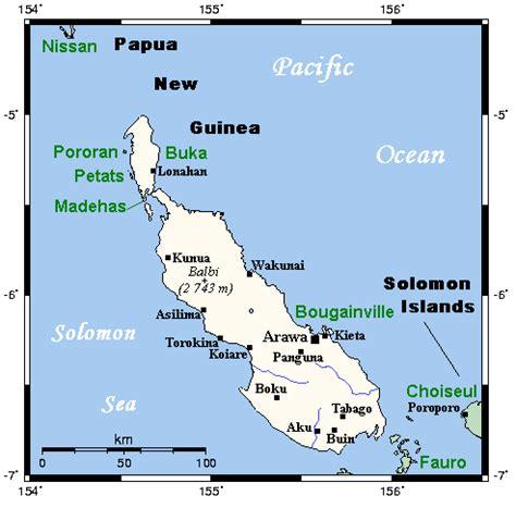 Breaking news on Bougainville Island, North Solomons, PG ...