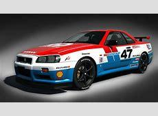 KS Nissan Skyline R34 Race Department RaceDepartment