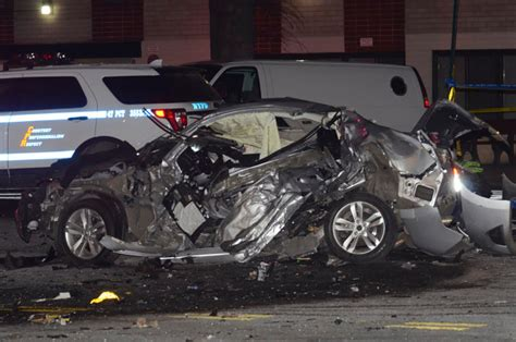 Drunk Driver Set Off Deadly Chain Of Car Wrecks