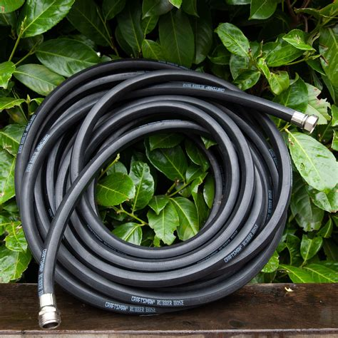 craftsman rubber garden hose review excellent  purpose