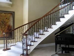 Rambarde Fer Forgé : la rampe d escalier choix installation et prix forumbrico ~ Dallasstarsshop.com Idées de Décoration