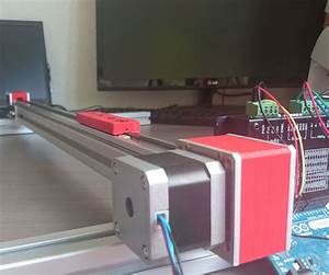 Low cost linear actuator for cnc xy table and alike!