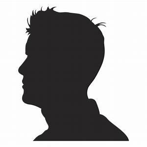 Male profile avatar 5 - Transparent PNG & SVG vector