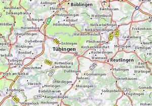 Auto Mieten Tübingen : karte stadtplan t bingen viamichelin ~ Kayakingforconservation.com Haus und Dekorationen