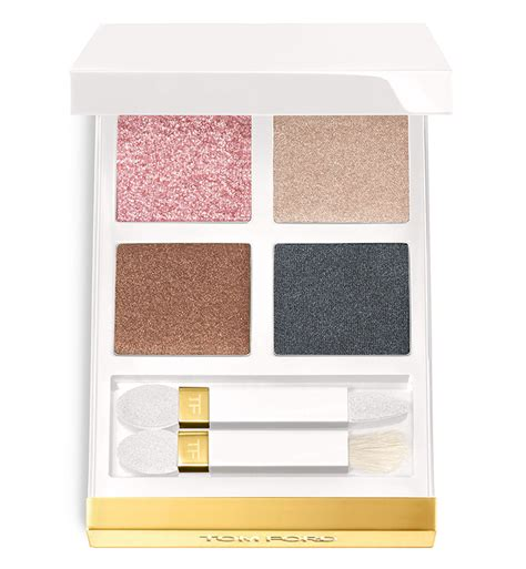 tom ford white suede eye quad spring  beauty trends