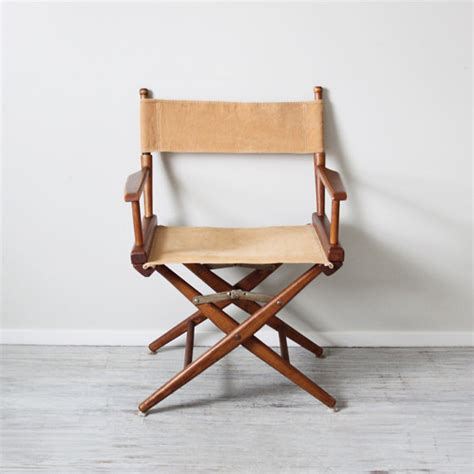 Personalized Directors Chair Canada by Canvas Directors Chair