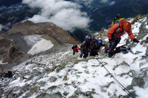 ascension du mont blanc bureau des guides de grenoble