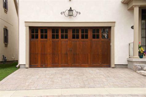 garage door wood look 2016 garage door trends garage remodeling costs