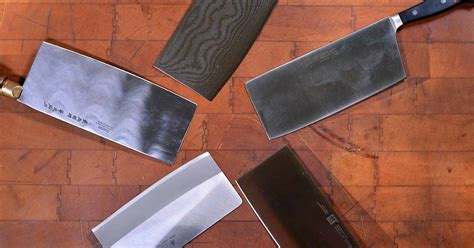 chinese cleaver kitchen vegetable knives cutting cleavers foodal boards