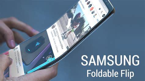 samsung teases  foldable flip smartphone  moto razr