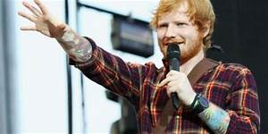 Ed Sheeran Track Becomes Most Streamed Track In The Uk