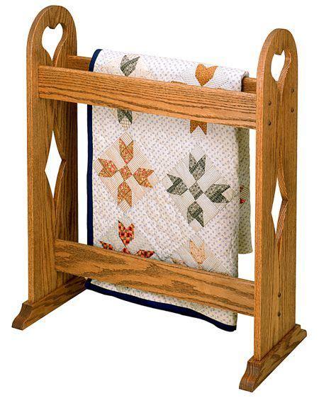 quilt stand vintage woodworking plan quilt rack pinterest woodworking plans