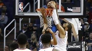 Tyson Chandler La Lakers Phoenix Suns Nba