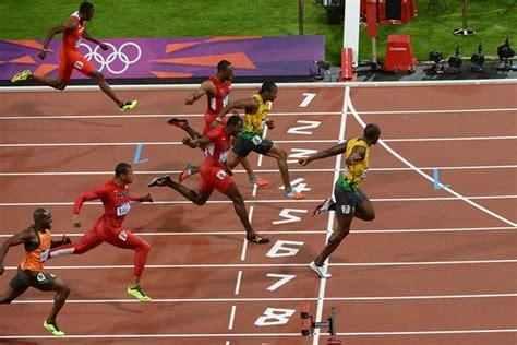 Sprint Image by 2012 Olympics Usain Bolt Wins 100 Meter Dash Wsj