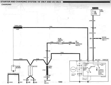 Chevy 3 Wire Alternator Voltameter Diagram by Alternator Not Charging Third Generation F Message